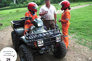 All-Terrain Vehicle Training (Quad)