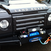 Defender Winch Training